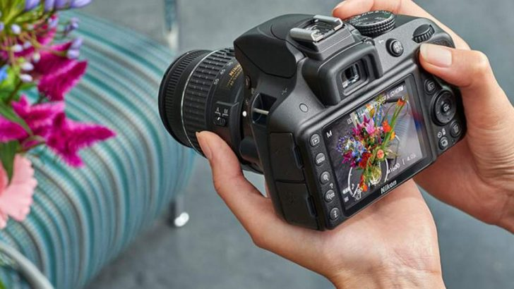 Budget-friendly DSLR Camera