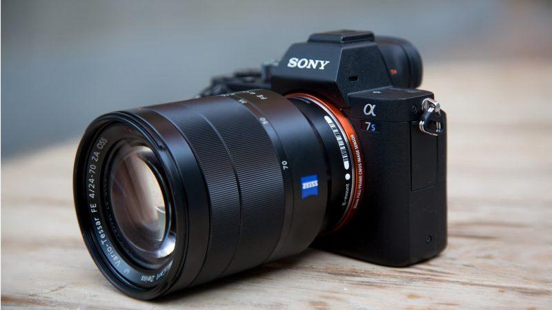 sony mirrorless camera